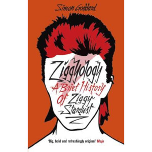 Ziggyology: A Brief History of Ziggy Stardust by Simon Goddard (Paperback)