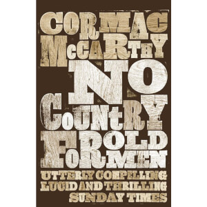 No Country For Old Men by Cormac McCarthy (Paperback)