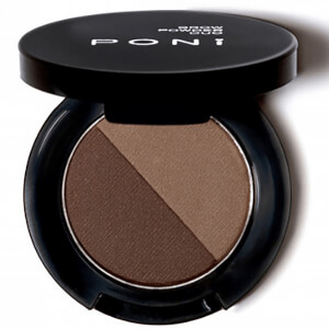 PONi Cosmetics Duo Brow Powder - Palomino