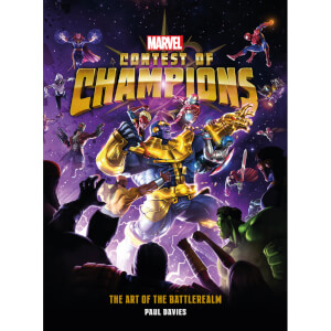 Marvel Contest of Champions: The Art of the Battlerealm (Hardcover)