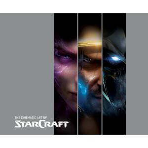 The Cinematic Art of Starcraft (Hardback)