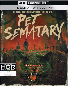 Pet Sematary - 30th Anniversary - 4K Ultra HD
