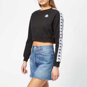 Kappa Women's Banda Ays Sweatshirt - Black