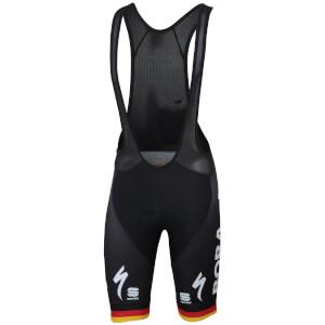 Sportful Bora-Hansgrohe BodyFit Pro Classic Bib Shorts - German National Champion Edition