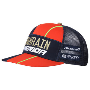Sportful Trucker Cap - Red/Navy