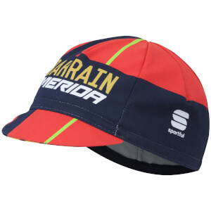 Sportful Bahrain-Merida Team Cycling Cap - Navy/Red