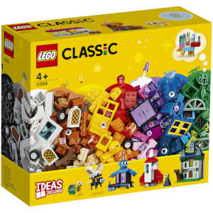 LEGO Classic: Windows of Creativity (11004)