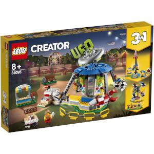 LEGO® Creator 3-en-1: Le manège de la fête foraine (31095)