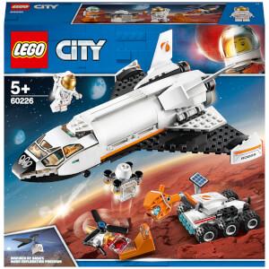 LEGO® City: Mars-Forschungsshuttle (60226)