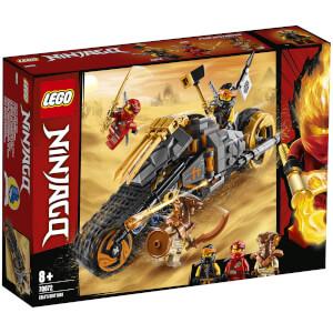LEGO® NINJAGO®: Coles Offroad-Bike (70672)