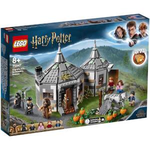 LEGO® Harry Potter™: Cabaña de Hagrid: Rescate de Buckbeak (75947)
