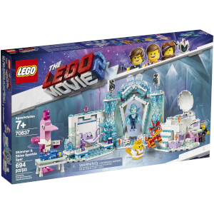 LEGO® THE LEGO® MOVIE 2™: Schimmerndes Glitzer-Spa! (70837)