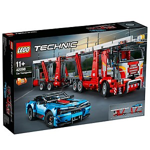 LEGO Technic: Car Transporter 2 in 1 Truck Set (42098)