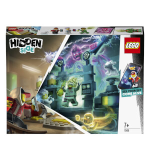 LEGO Hidden Side: J.B.'s Ghost Lab Set AR Game App (70418)