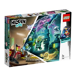 LEGO The Hidden Side: J.B's Ghost Lab (70418)