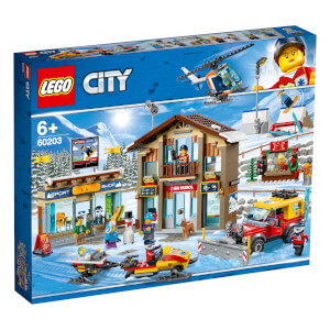 LEGO® City Ski Resort (60203)
