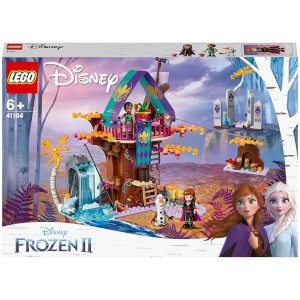 LEGO Disney Frozen II: Enchanted Treehouse Toy Set (41164)