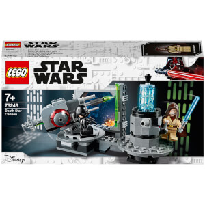 LEGO Star Wars: Death Star Cannon Building Set (75246)