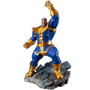 Statuette Thanos en PVC, échelle 1:10 (28cm), Marvel Universe Avengers Series ARTFX+– Kotobukiya