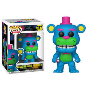 Figura Funko Pop! - Black Light Freddy EXC - Five Nights At Freddy's