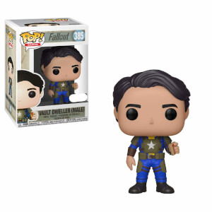 Fallout Vault Dweller with Mentats EXC Pop! Vinyl Figure