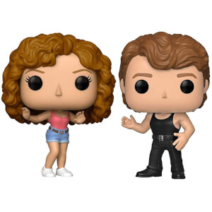 Dirty Dancing Johnny and Baby EXC Pop! Vinyl 2-Pack