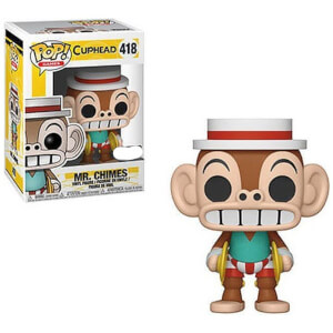 Figurine Pop! Cuphead Mr Chimes EXC
