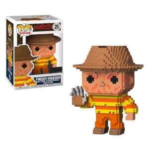 Figurine Pop! Freddy Krueger 8-Bit EXC