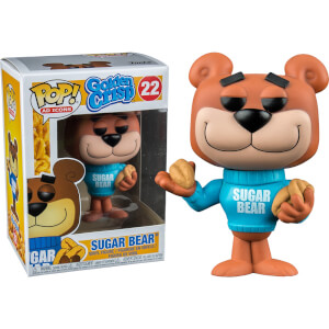 Figurine Pop! Golden Crisp Sugar Bear EXC