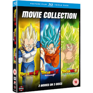 Dragon Ball Movie Trilogy