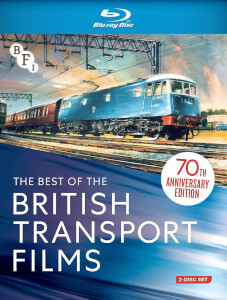 The Best of the British Transport Film - 70th Anniversary Collection