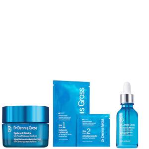 Dr Dennis Gross Skincare Hyaluronic Marine Set (Worth $174)