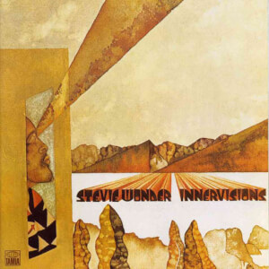 Stevie Wonder - Innervisions LP