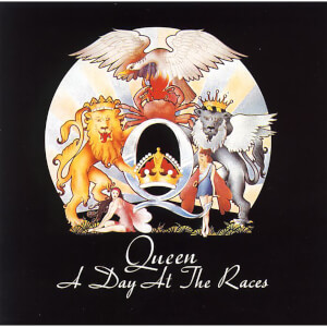 Queen - A Day At The Races lp