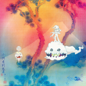 KIDS SEE GHOSTS Kanye West Kid Cudi - KIDS SEE GHOSTS LP