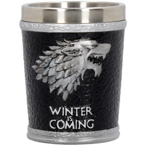Game of Thrones - Winter is Coming Shot Glass