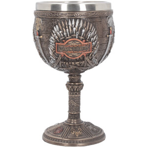 Game of Thrones - Iron Throne Chalice