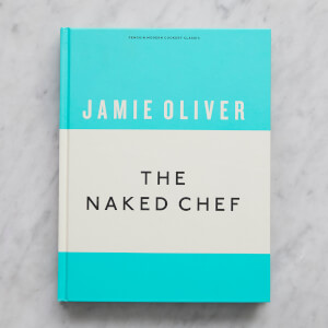 Signed The Naked Chef (Hardback)