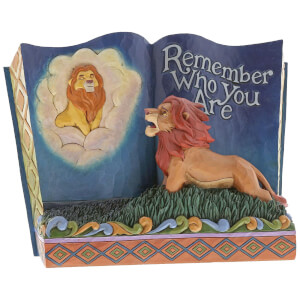 "Disney Traditions Remember Who You Are (Buch ""König der Löwen"") 14,0 cm"