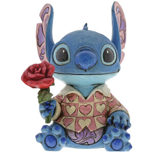 Clueless Casanova, Figurine Stitch (9 cm) – Disney Traditions