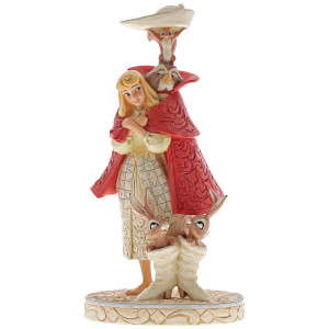 Disney Traditions Playful Pantomime (Aurora as Briar Rose Figurine) 25.0cm