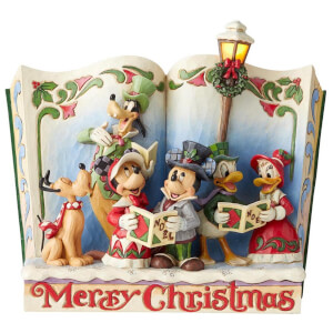 Disney Traditions Merry Christmas (Christmas Carol Storybook)