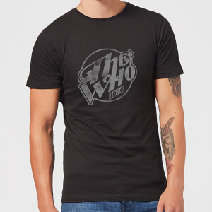 The Who 1966 Men's T-Shirt - Black