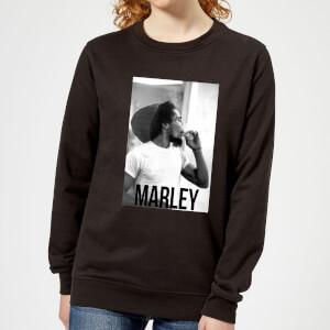 Bob Marley AB BM Women's Sweatshirt - Black