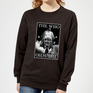 The Who Quadrophenia Damen Sweatshirt - Schwarz