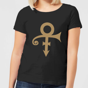 Prince Love Symbol Bright Women's T-Shirt - Black