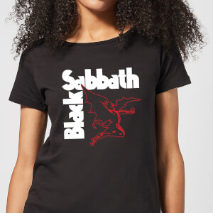 Black Sabbath Creature Damen T-Shirt - Schwarz