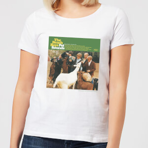 The Beach Boys Pet Sounds Damen T-Shirt - Weiß