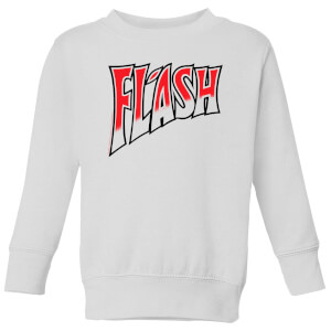 Queen Flash Kids' Sweatshirt - White