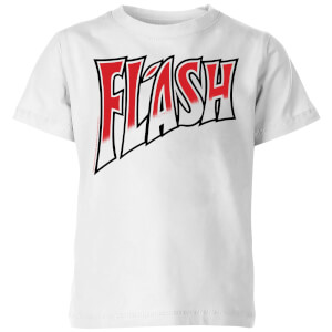 Queen Flash Kids' T-Shirt - White